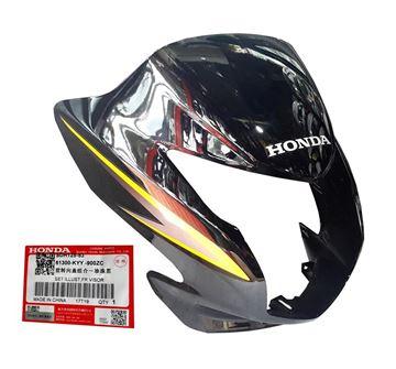 Honda CB 125 Ace Far Grenajı Siyah Orjinal Resimi