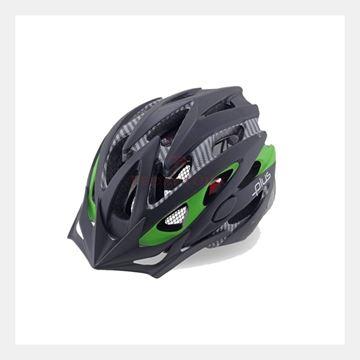Plus MV-29 Bisiklet Kaskı Yeşil Resimi