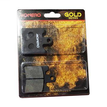 Burgman 250-400 Ön Fren Balatası Monero Gold Resimi