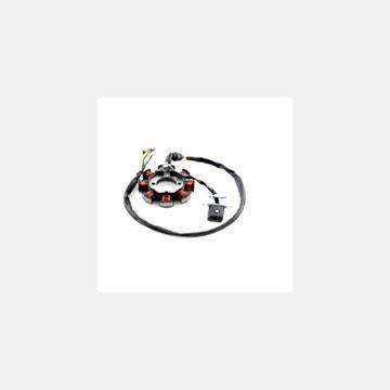 CG 125 Statör 8 Sargı 5 Kablo 125 AGK-125KT Resimi