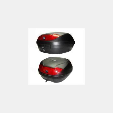 Maxem MX-45 Topcase Arka Çanta Siyah Resimi