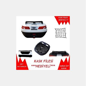 Maxem SL 45 Arka Çanta Full Sırt Dayamalık+Üst Tabla Resimi