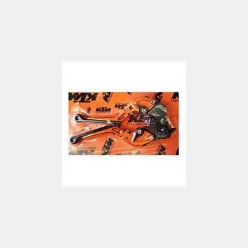 KTM Duke & RC Katlanır Spor Manet Resimi