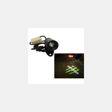 Monster Motor Alt Işık Resimi