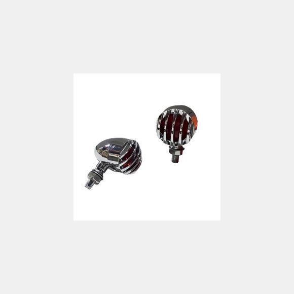 Chopper Mini Sinyal Takım Nikel Resimi