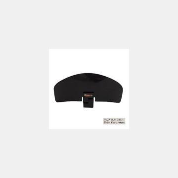 GP Kompozit Rüzgar Saptırıcı (Deflektör) Siyah Universal Resimi
