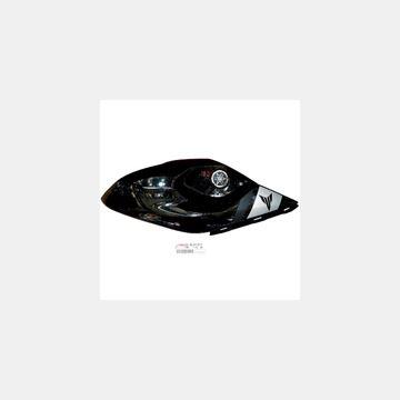 Yamaha MT 25 Depo Yan Grenaj Sağ Siyah Resimi