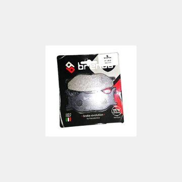 XV 1100 Virago Ön Fren Balatası Brenta Resimi