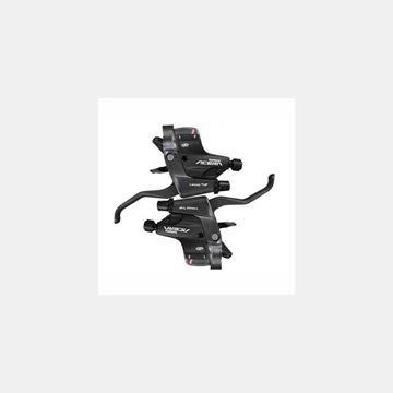 Shimano ACERA M390 Vites Kolu 3-9 Spd Siyah Resimi