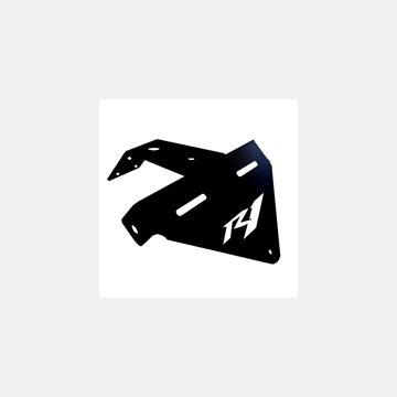 Özel Üretim Lazer Kesim Yamaha YZF R1 Plakalık 2006/07 Resimi