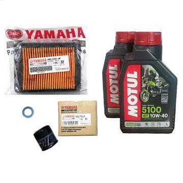 Yamaha MT25 Motor Bakım Seti Resimi