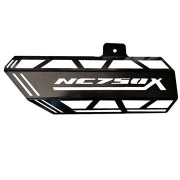Honda NC 750 X Egzoz Koruma Demiri Resimi