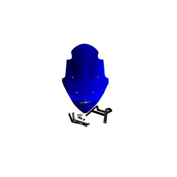 Bajaj Pulsar NS 200 Siperlik Tur Camı Mavi Resimi