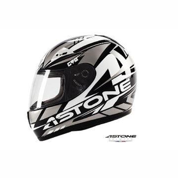 Astone GTO Fullface Kask Beyaz Resimi