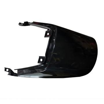 Honda CB 125 ACE Arka Grenaj Siyah 77215-KYY-900ZC Resimi