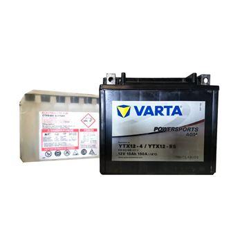 VARTA YTX12-BS Motosiklet Akü Resimi